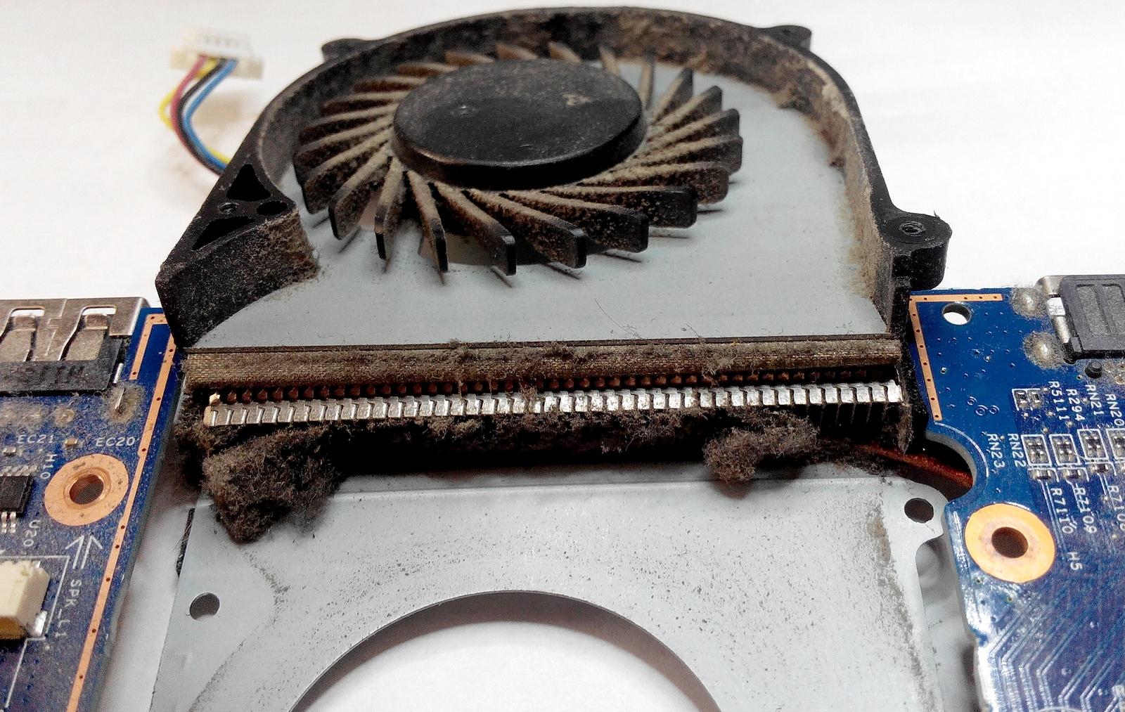 Czyszczenie laptopa Sony Vaio