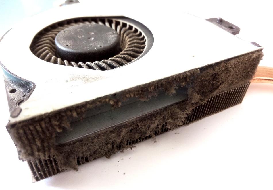 naprawa laptopa warszawa - laptop się grzeje