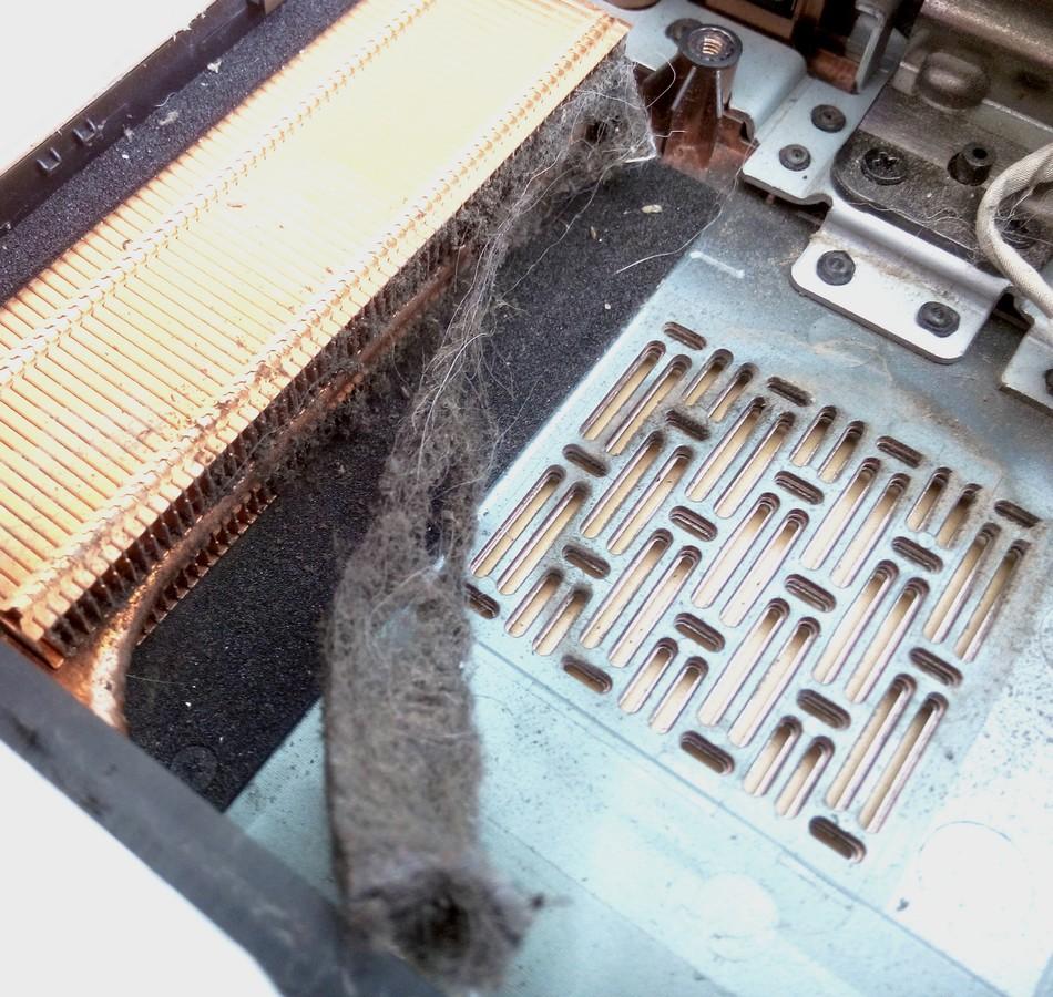 serwis laptopów - czyszczenie laptopa
