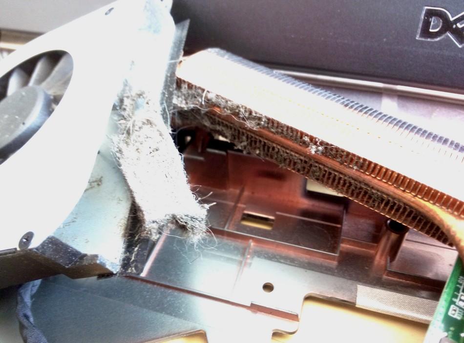 czyszczenie laptopa - laptop się grzeje