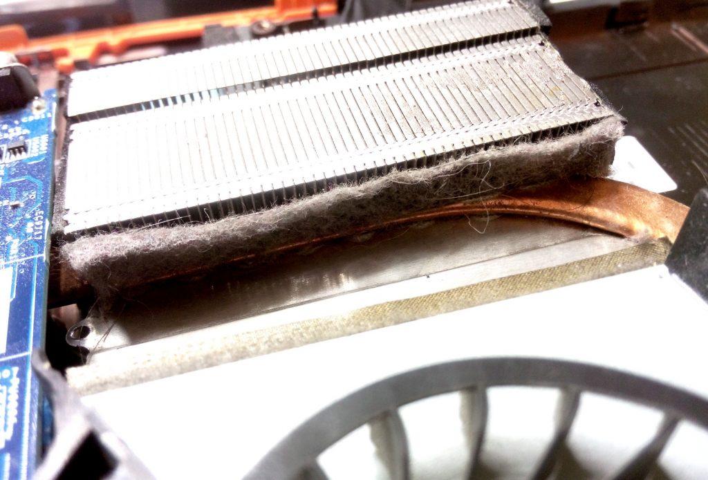 serwis laptopów czyszczenie układu chłodzenia